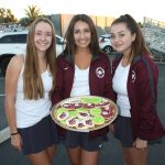 Girls Varsity Tennis Wins Big on Senior Day