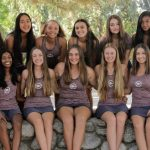 Girls Tennis wins second round CIF match