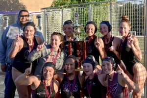 Girls Varsity Water Polo Wolfpack Invite 2018
