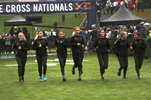 2018 Girls' XC at NXN National Championships