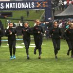 Girls Varsity Cross Country finishes 12th place at NXN in Portland, Oregon