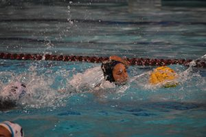 12-12-18 Girls Varsity Polo vs Santiago