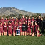 Girls Varsity Soccer takes 2nd place in the San Gorgonio Tournament