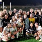 Girls Varsity Soccer 5-0 !!