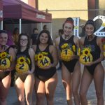 Claremont Girls Water Polo Honors Seniors