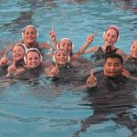 Claremont Varsity Girls Water Polo Goes Undefeated