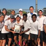 Boys Tennis Moves into CIF Quarterfinals