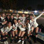 Girls Varsity Volleyball takes 2nd at Azusa Tournament!!