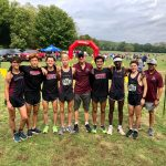 Boys Varsity Cross Country finishes 3rd place at Richard Springs Invite