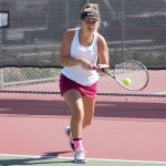 CHS Girls Varsity Tennis Moves to 4-0 in League