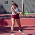 Girls Varsity Tennis Continues to Cruise in League