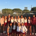 Girls Varsity Tennis Advances to CIF Semifinals