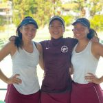 La, Uribe and Drewery Compete in Individual CIF Tournament