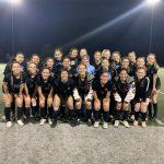 Girls Varsity Soccer beats Warren 4 – 0 in. 2nd round of playoffs!