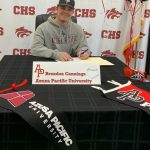 Brendon Cannings signs Letter of Intent!!