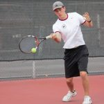 Gritty Win Moves CHS Boys Tennis to 2-1 Record
