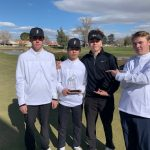 CHS Boys Golf Wins Tourny!!