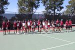 Boys and Girls Varsity Tennis extend League Record to 3-0