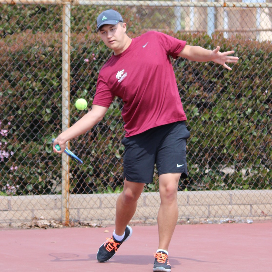 Boy and Girls Tennis Remain Undefeated in League