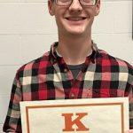 Jake Lathrop Named Scholar-Athlete of the Fall Season