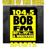 Kingsley FB vs. Tawas to air on 104.5 BobFM Tonight!