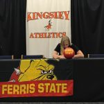 Jessica Lefler Signs with Ferris State to Play Volleyball