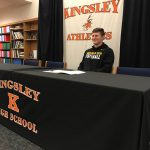 Sousa Signs with Michigan Tech University