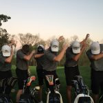 Eleanor Roosevelt High School Boys Varsity Golf beat Corona Senior High School 218-241