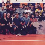 Wrestling and U.S. Marines Team Up