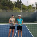 Roosevelt's Ashley Becker takes 1st at USTA