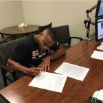 Alumni Elijah Mitchell signs with NO Saints