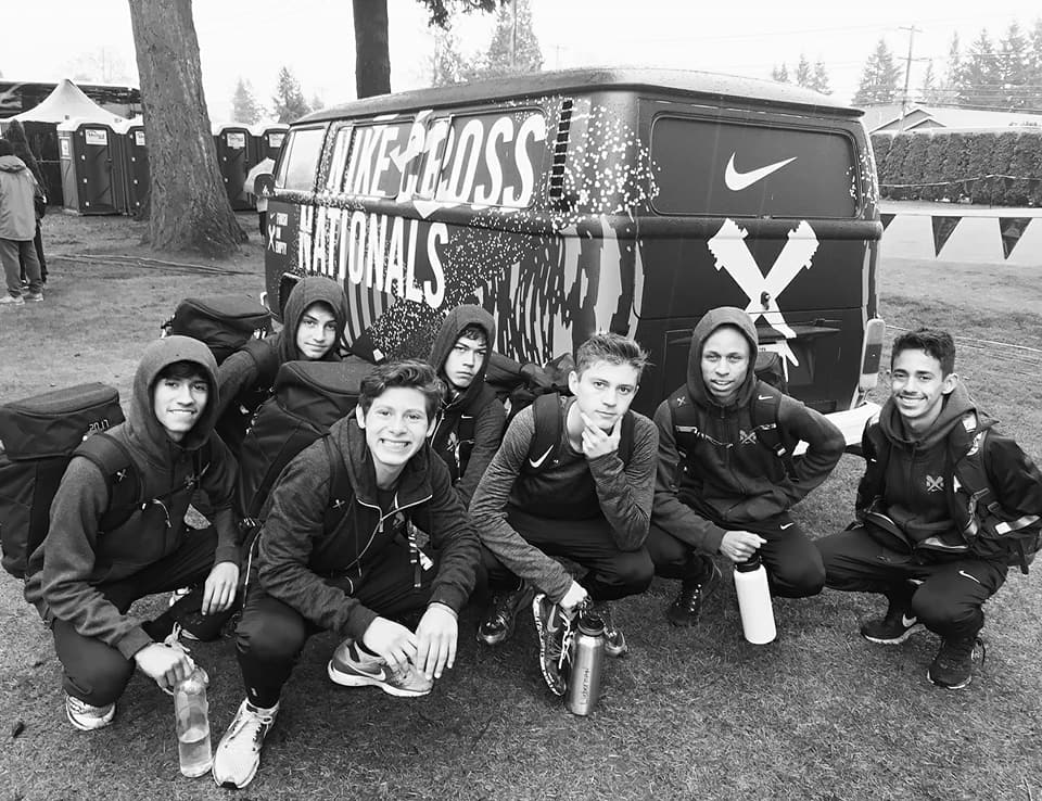 Ornelas leads boys at NXN, boys place 15th!