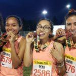 ARCADIA: Under the lights… Girls Shine!!