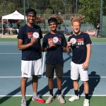 Tennis Aces Season with best yet! Harris advances to CIF!
