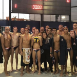 Boys Water Polo beats Long Beach Poly