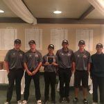 Roosevelt's Boys Golf Team earns 3rd place overall at the Ontario Christian Invitational