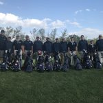 Boys Varsity Golf beats Martin Luther King 194 – 205