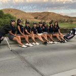 Roosevelt Girls Golf beats Corona at Dos Lagos
