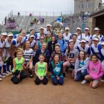 SOFTBALL CLINCHES 4TH DISTRICT TITLE IN 5 SEASONS