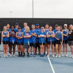 Varsity Tennis team is ready to kick off a fall season on Tuesday, August 28th!