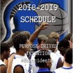 Spartan Men's Basketball Announces 2018-2019 Schedule