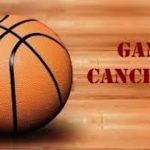 Game Cancelled Nov. 16th