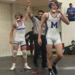Spartan Wrestling Finishes with Two Placers at the Warrior Invite