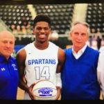 Spartans Earn 2nd District Win