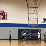 Centennial Sub-Varsity Boys Basketball Teams Sweep Crowley