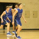 Spartans Complete the League Sweep of Granbury
