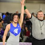 Lady Spartan Wrestling Finishes 10th: Yauger Wins Her 15th Match In A Row