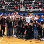Centennial Completes Season Sweep Over City Rival