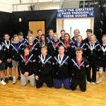 Spartan Wrestlers Make History at District Tournament