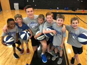 Basketball Camp Pics 2019
